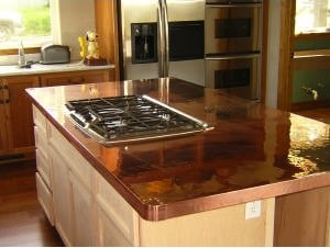 Epoxy countertops vs other counter top options for Solid surface countertops prices per square foot