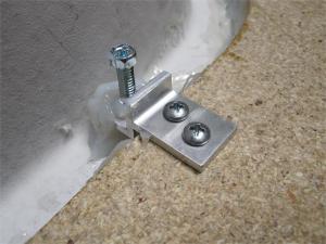 vance flushmount kit