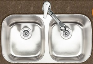 surface warehouse sink