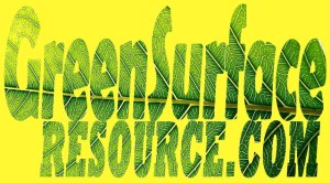 GreenSurfaceResource.com logo