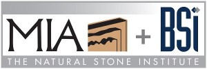 mia bsi natural stone institute logo