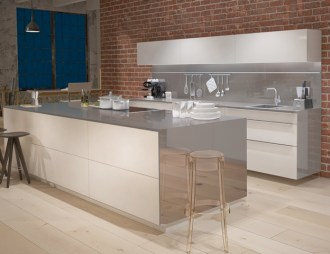 Dekton Blaze XGLOSS kitchen