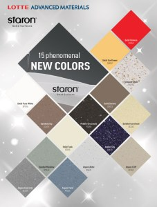 Staron New Colors