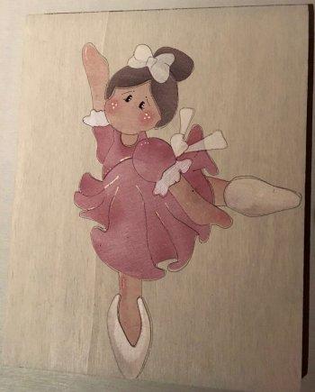 termo ballerina