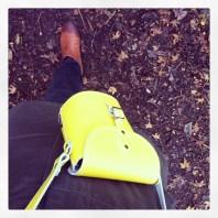 Current Obsession: Zatchels mini barrel satchel
