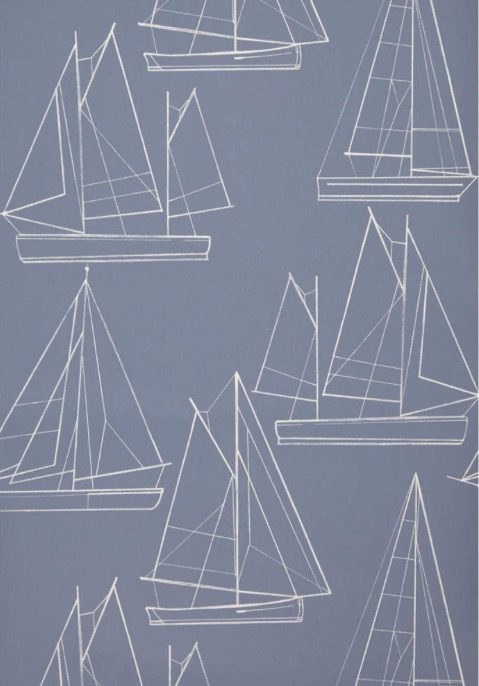 wallpaper boats
