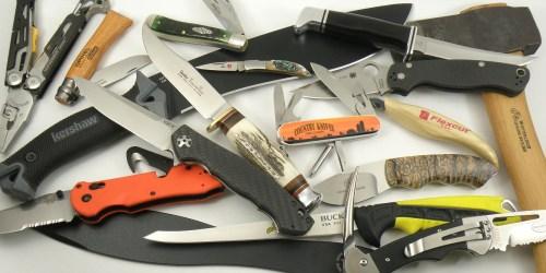Medium Of Knife Country Usa