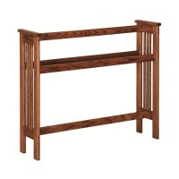 Mission Quilt Rack | Amish Mission Quilt Rack | Locally ...
