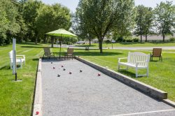 Small Of Bocce Ball Court