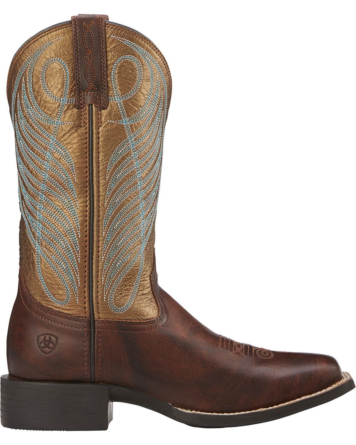 Ariat Women39s Round Up Cowgirl Boots Square Toe Country