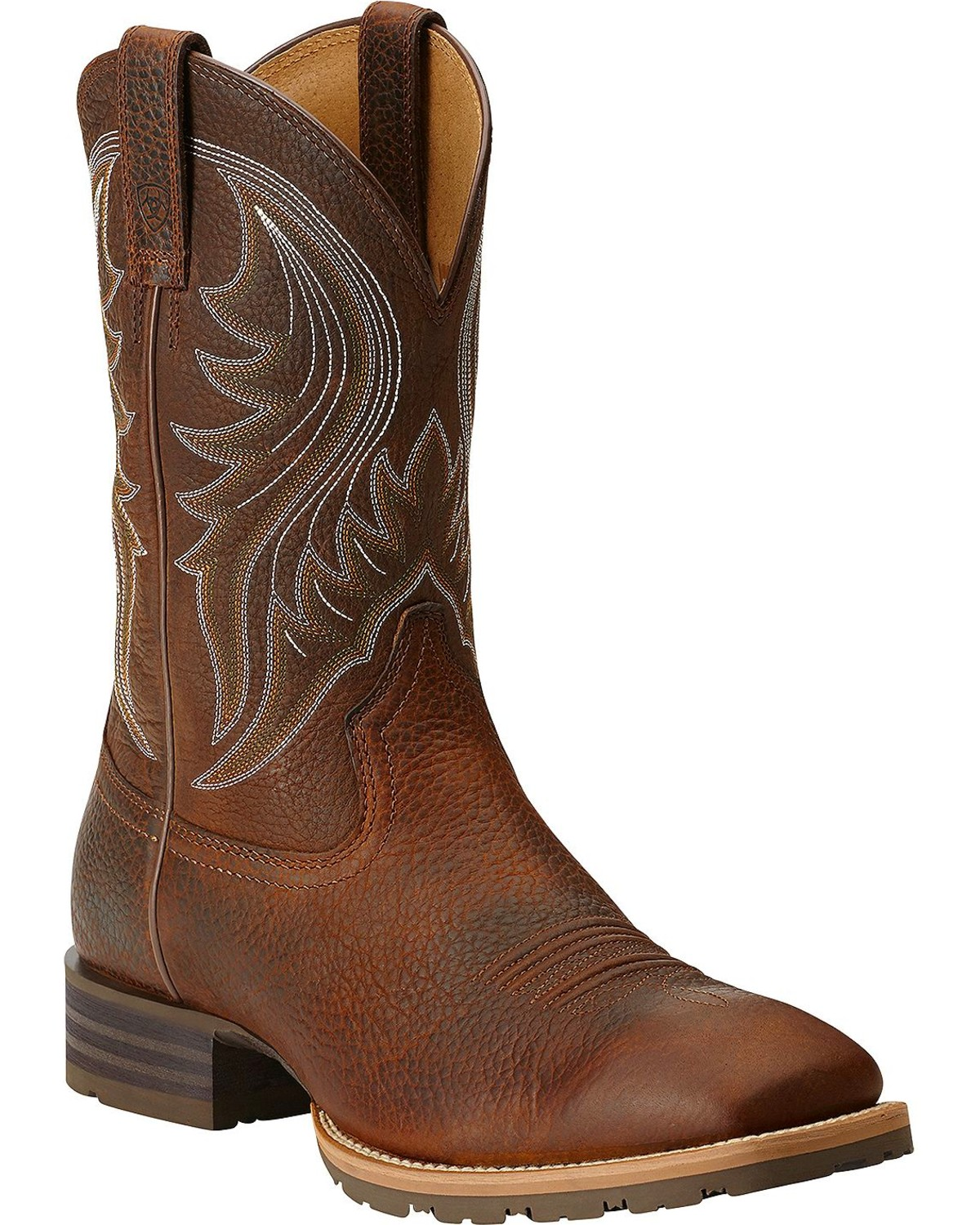 Ariat Hybrid Rancher Cowboy Boots Square Toe Country