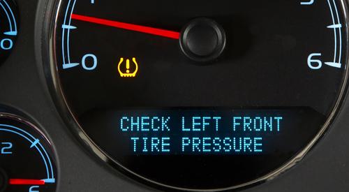 Help! My Tire Air Pressure Warning Light Won\u0027t Turn Off!