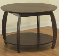 Bromley Round Console Table - Countryside Amish Furniture