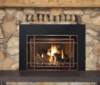 Mendota Gas Fireplace Inserts