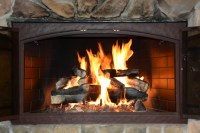 fireplace-gas-logs-cleveland - Country Stove and Patio