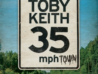 Toby Keith 35 MPH Town Album