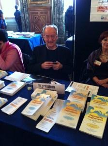 Charles Bonn au Maghreb des Livres 2013