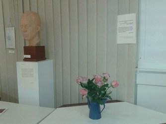 Marcel Damboise- Buste d'Albert Camus