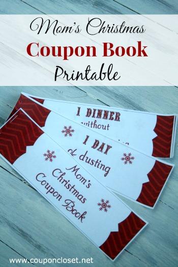 Christmas coupons for mom