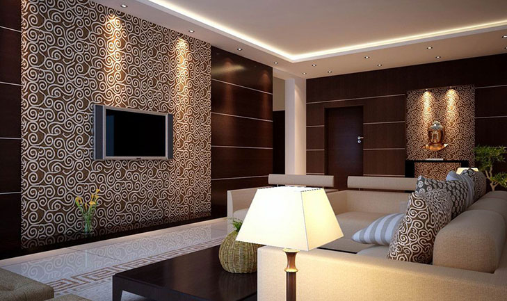 3d Modern Wallpaper Designs Wallpaper Ideas For Home The Royale