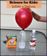 Baking Soda Balloon Science Experiment