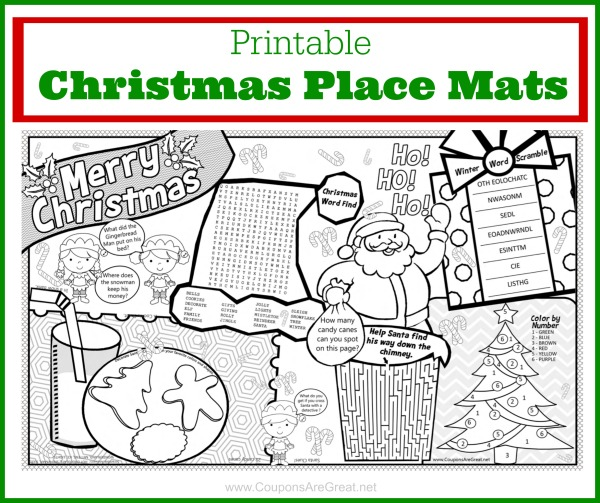 Printable Christmas Wish List Want, Read, Wear, Need - printable santa wish list