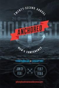 Johnny Hunt's Mens Conference Poster 2014