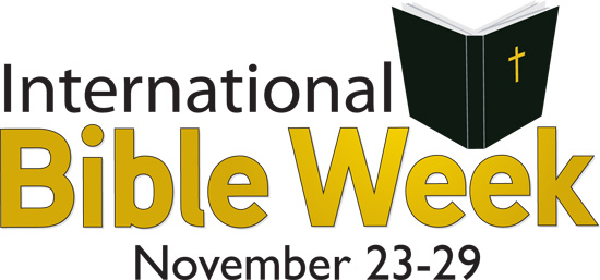 International Bible Week 2014