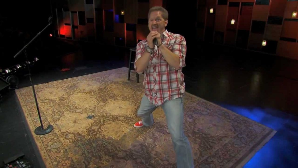 What if Led Zeppelin Led Your Music Service - Tim Hawkins on Worship Music