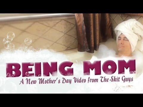 Being Mom | Skit Guys