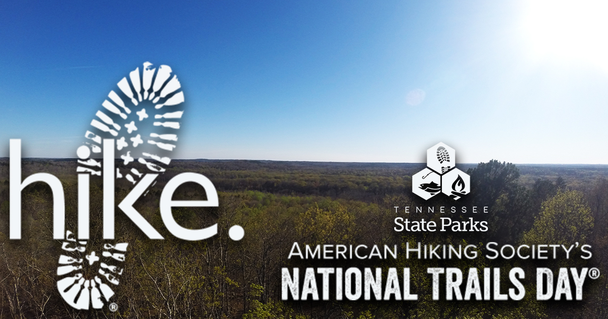 Tennessee State Parks to Host National Trails Day