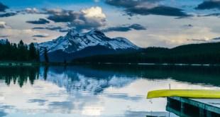 kayak lac canada