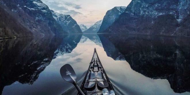 Les infos pour tout savoir sur l'expédition «kayak en terre sauvage»
