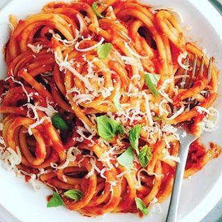 spaghetti sicilenne
