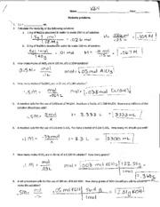 bonding packet answer key - K34 Polyatomic ion quiz E ...