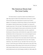 Professional Resume Writing Service Selection Criteria The American Dreamliterature Essay Eassyforexxfc2