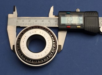 Later Larger 62mm Bearing