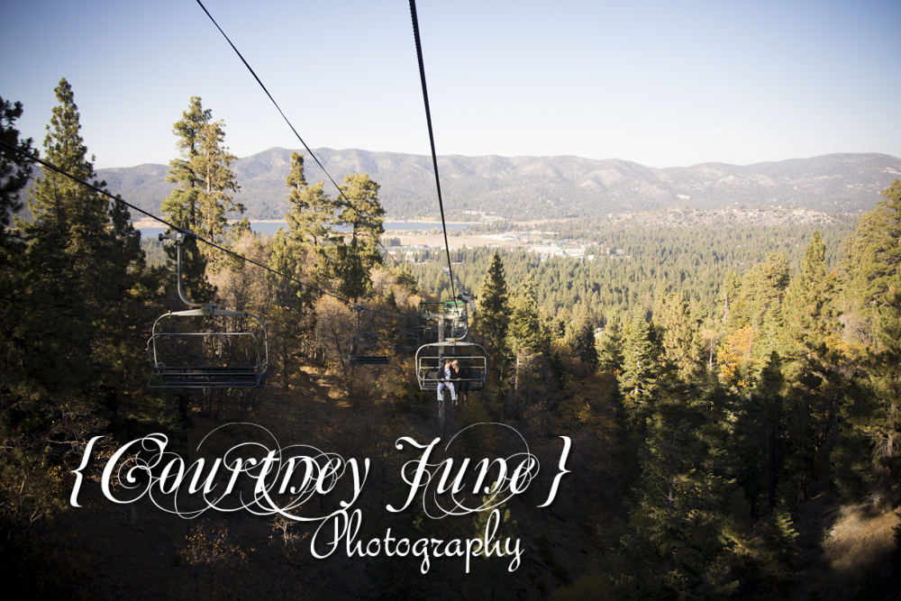 ski resort engaement photogrpahy minnesota minneapolis engagement photography