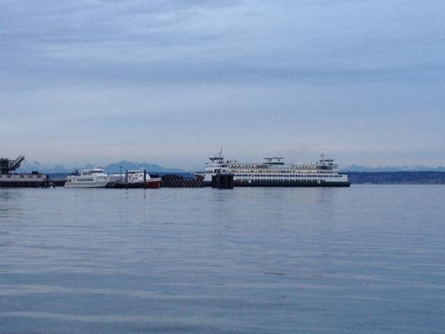 kingston edmonds ferry
