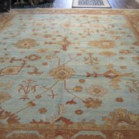 Guest Post: Oushak Rugs