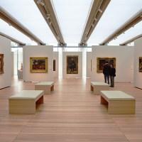 Kimbell Musem's New Renzo Piano Pavilion