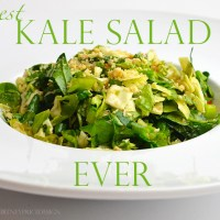 Best Kale Salad Ever