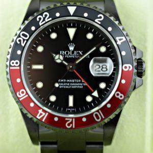 DLC Rolex GMT Master II