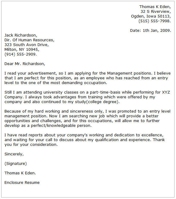 Management Cover Letter Examples Cover-Letter-Now