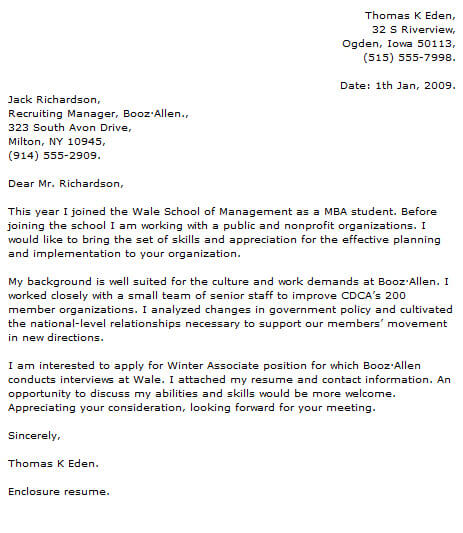 Student Cover Letter Examples Cover-Letter-Now