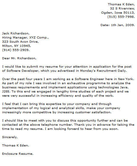 Programmer Cover Letter Examples Cover-Letter-Now