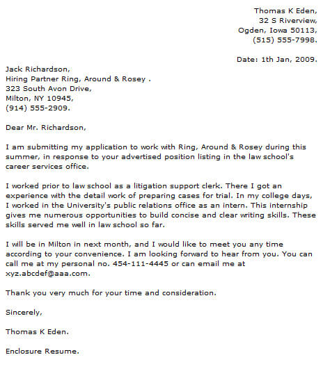Legal Cover Letter Examples Cover-Letter-Now