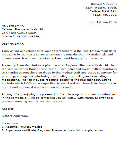 Pharmaceutical Cover Letter Examples Cover-Letter-Now
