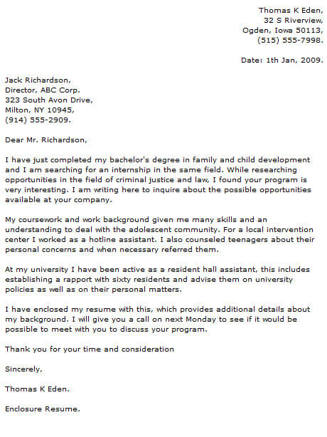 Internship Cover Letter Examples Cover-Letter-Now
