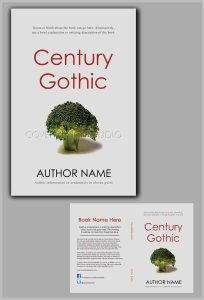 how to book cover with broccoli